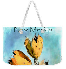 New Mexico Land Of Enchantment Weekender Tote Bag