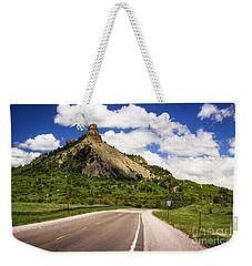 New Mexico Pinnacle Weekender Tote Bag