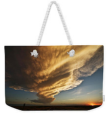 New Mexico Structure Weekender Tote Bag