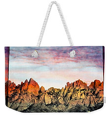 New Mexico The Beautiful Weekender Tote Bag