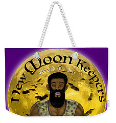 New Moon Keepers Weekender Tote Bag