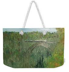 New New River Gorge Painting 1 Weekender Tote Bag