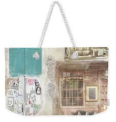 New Orleans Fragments Weekender Tote Bag