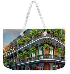 New Orleans House Weekender Tote Bag