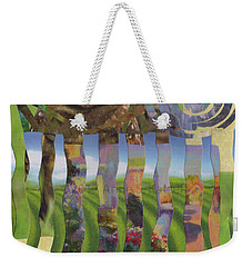 New Traditions Weekender Tote Bag