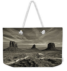 Monument Valley 9 Weekender Tote Bag