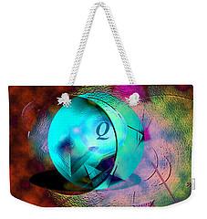 Q-ball Weekender Tote Bag