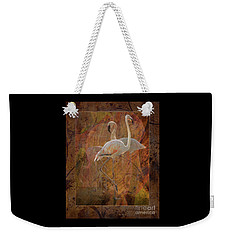 Weekender Tote Bag featuring the photograph New Upload by Melinda Hughes-Berland