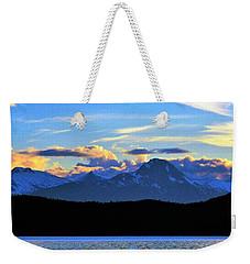 New World Weekender Tote Bag