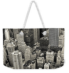 New York 1 Weekender Tote Bag