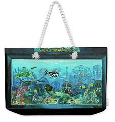 New York Aquarium Weekender Tote Bag