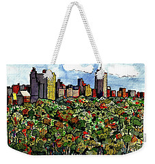 New York Central Park Weekender Tote Bag