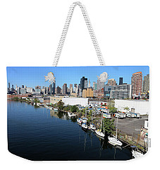 New York City-1 Weekender Tote Bag
