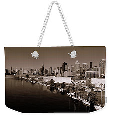 New York City-4 Weekender Tote Bag