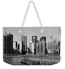 New York City-7 Weekender Tote Bag