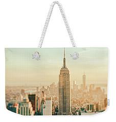 New York City - Skyline Dream Weekender Tote Bag