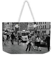 New York, New York 19 Weekender Tote Bag