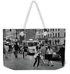 New York, New York 19 Weekender Tote Bag