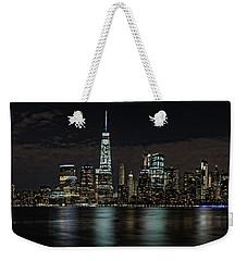 New York View Weekender Tote Bag