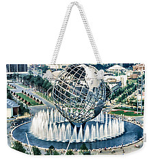 New York World's Fair Weekender Tote Bag