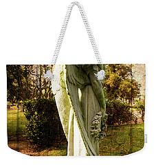 New Zealand Angel Weekender Tote Bag