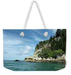 New Zealand Beauties Weekender Tote Bag by Yurix Sardinelly