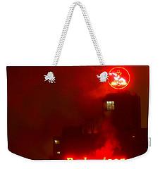 Newark Budweiser Weekender Tote Bag