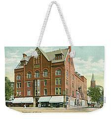 Newburgh Broadway - 02 Weekender Tote Bag