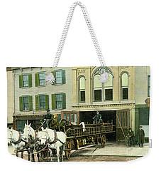 Newburgh Broadway - 07 Weekender Tote Bag
