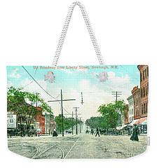 Newburgh Broadway - 09 Weekender Tote Bag
