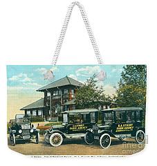Newburgh Downing Park - 22 Weekender Tote Bag