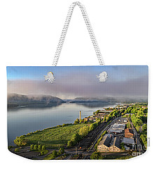Newburgh Waterfront Looking South 2 Weekender Tote Bag