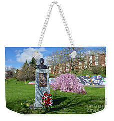 Newburgh's Dr. Martin Luther King Memorial Weekender Tote Bag