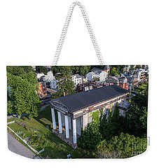 Newburghs Dutch Reformed Church Weekender Tote Bag