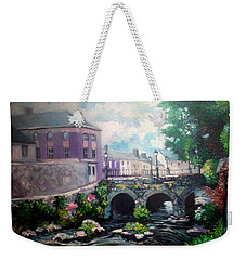 Newcastle West Co Limerick Weekender Tote Bag