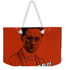 Newmann The Great - Vintage Magic Weekender Tote Bag by War Is Hell Store