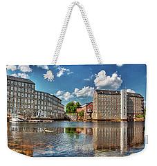 Newmarket Mills Weekender Tote Bag