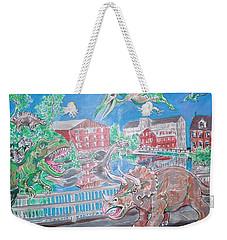 Newmarket One Million B.c. Weekender Tote Bag