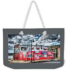 Newport Tradewinds And Mo's Weekender Tote Bag by Thom Zehrfeld