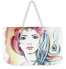 News From Outer Space Weekender Tote Bag