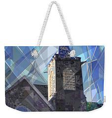 Newtown Steeple Weekender Tote Bag