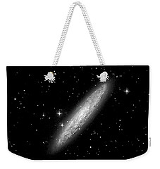 Ngc253 The Sculptor Galaxy Weekender Tote Bag