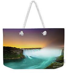 Niagara Falls  Weekender Tote Bag by Mariusz Czajkowski