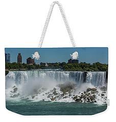 Niagara Falls, New York Weekender Tote Bag