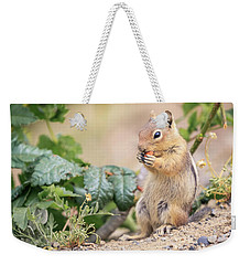 Nibble Break Weekender Tote Bag