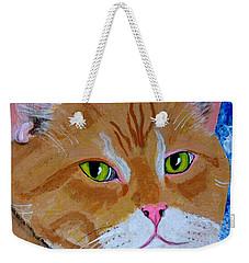 Nice Kitty Weekender Tote Bag