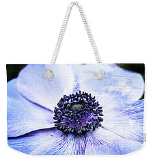 Weekender Tote Bag featuring the photograph Nice One by Jessica Manelis