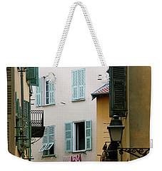 Nice Pastel Weekender Tote Bag
