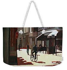 Nice Rue Weekender Tote Bag