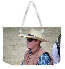 Nick Workin Weekender Tote Bag